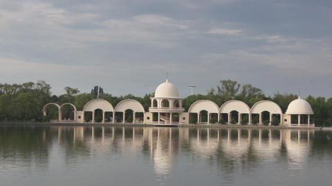 Harbin Pond on Sunny Island Footage