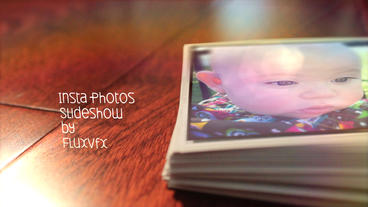 Insta Photos slideshow After Effects Project