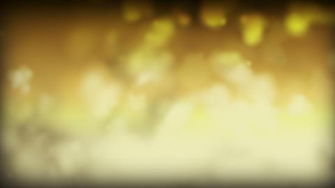 Cloudy Smoke Sepia Stock Video Footage