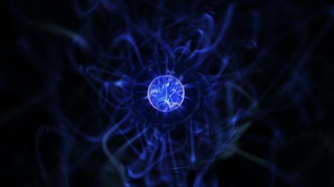 Plasma energy Stock Video Footage