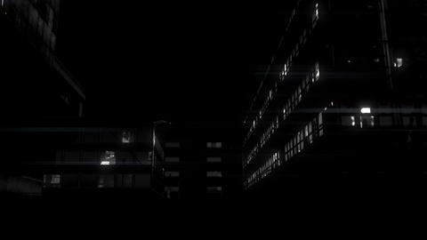 Black City 01 Animation