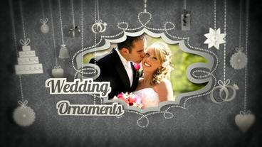 Wedding Ornaments After Effects Template