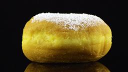 Tasty donut Live Action