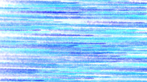 abstract blue crayon parallel streak & smoke background Animation