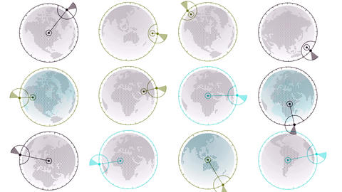 global GPS,earth map,city map,military Radar GPS screen display,navigation inter Animation