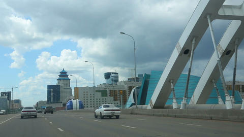 In Astana Footage