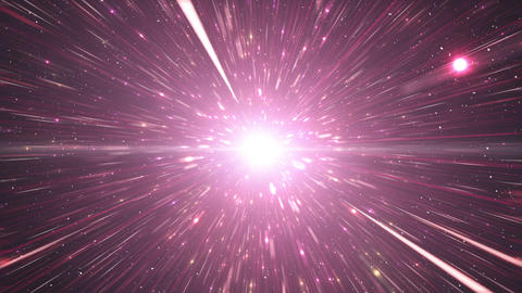 Star Field Space flash c 1a HD Stock Video Footage