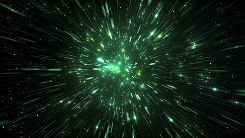 Star Field Space flash c 1c HD Stock Video Footage