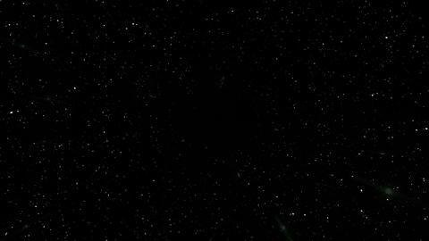 Star Field Space flash c 2b HD Stock Video Footage