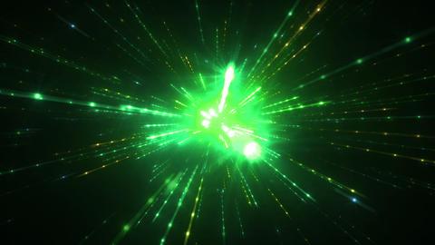 Star Field Space flash d 4b HD CG動画