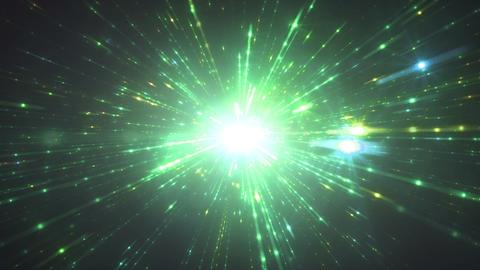 Star Field Space flash d 4b HD Stock Video Footage