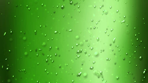 green apple juice Stock Video Footage