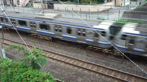 電車 Footage