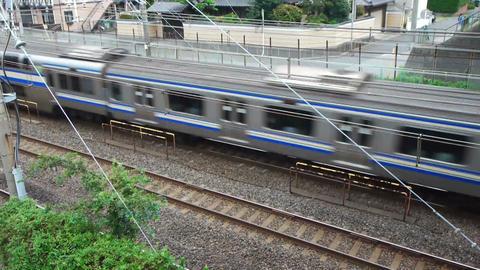 電車 Stock Video Footage