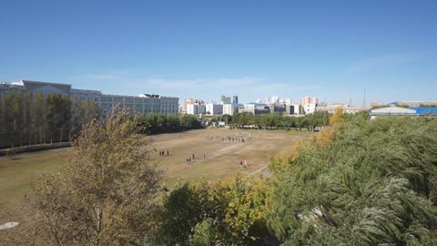 Heihexueyuan Stadium 01 Footage