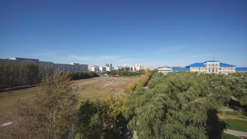 Heihexueyuan Stadium 03 Footage