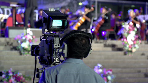 Television HD Stock Video Footage