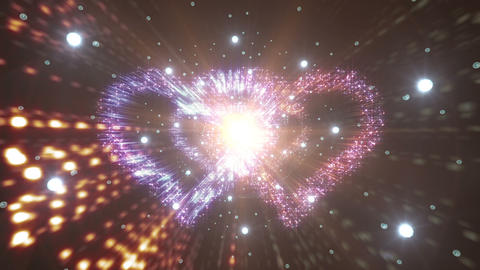 Heart Space Tunnel
