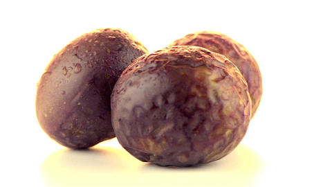 Passion fruit Stock Video Footage