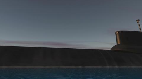 潜水艦 Animation