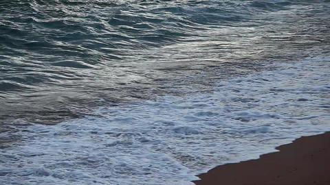 sea surf Footage