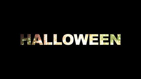 Halloween fireworks 01 Stock Video Footage