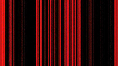 Vertical Red Lines on Black Stock Video Footage
