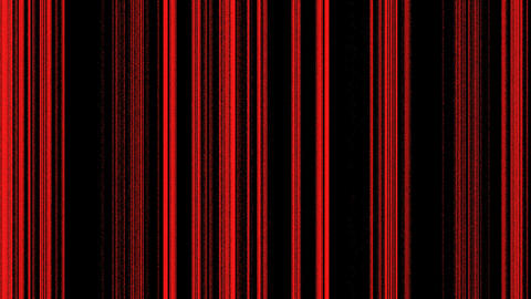 Vertical Red Lines On Black stock footage