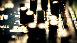 Printed Circuit Board Stock Video Footage