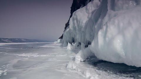Iced Island Footage