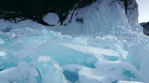 Icefield Footage