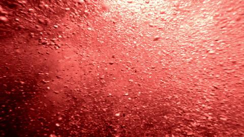 Underwater disaster Stock Video Footage