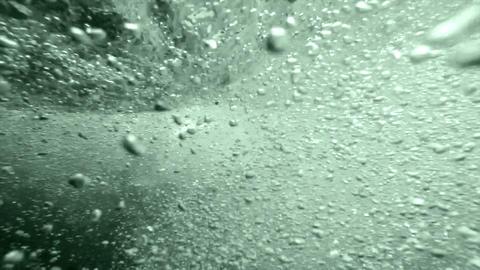 Underwater stream Stock Video Footage