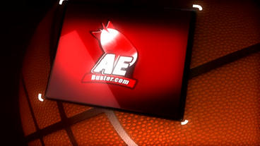Basket Ball Package After Effects Template