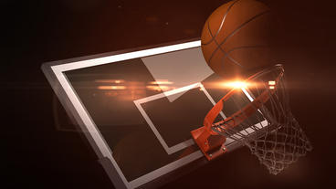 Basket Ball Package stock footage