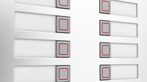 Doorbell Stock Video Footage