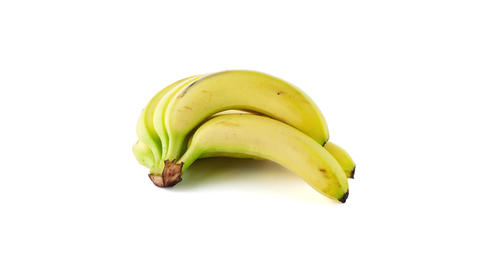 Bunch Of Bananas stock footage