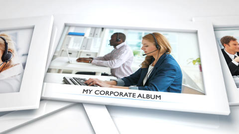 Corporate After Effects Templates Collection 0