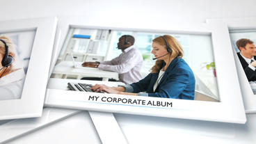 My Corporate Album - After Effects Template After Effects Template