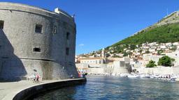 Dubrovnik 2 Stock Video Footage