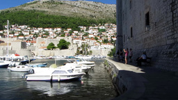 Dubrovnik 6 Stock Video Footage