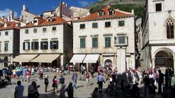 Dubrovnik 7 Stock Video Footage