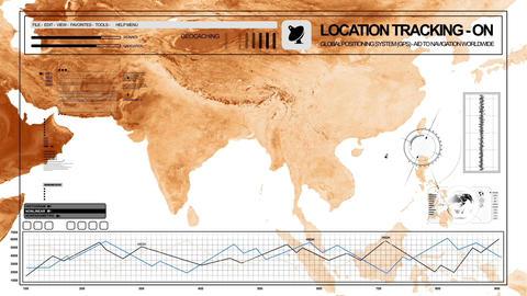 GPS Surveillance Animation