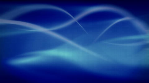 loopable blue background flying lines Stock Video Footage