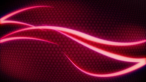 pink flying streaks loopable background Stock Video Footage