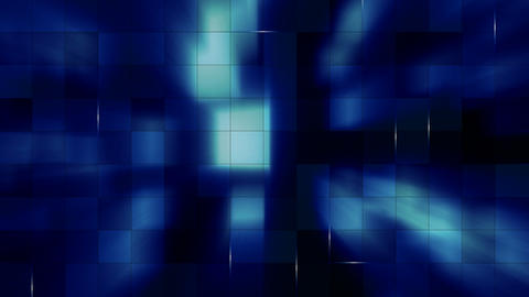 digital blue loopable background Stock Video Footage
