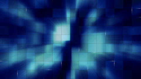 digital blue loopable background Animation