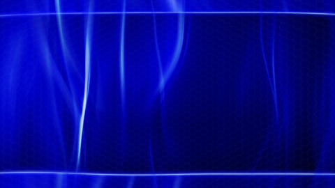 abstract soft blue background seamless loop Stock Video Footage