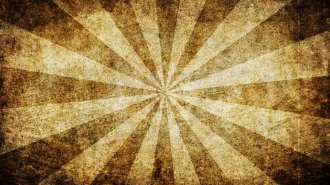 brown grungy rays loop background Animation