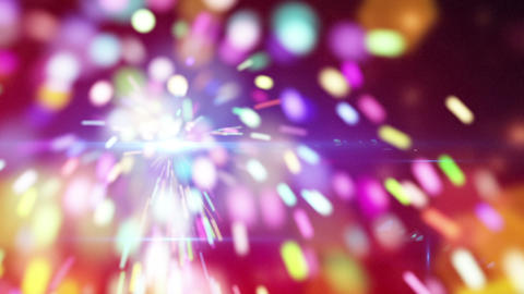 christmas sparkler close-up loop animation Stock Video Footage